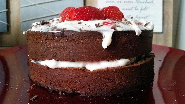bailesy chocolate cake