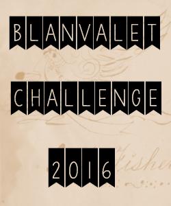 Blanvalet Challenge button