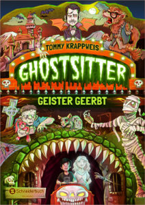 Ghostsitter-Cover