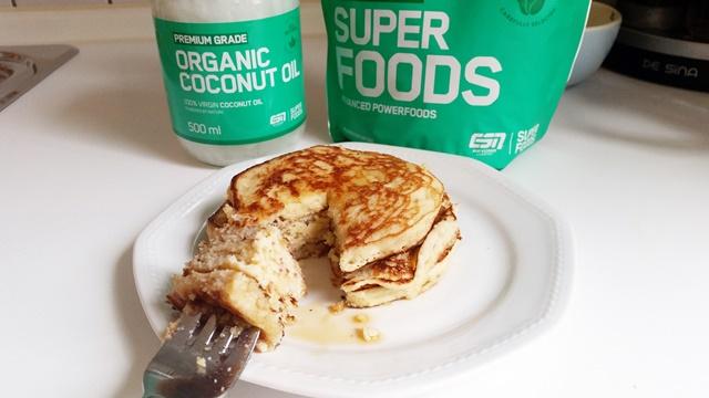 kokosmehl pfannkuchen