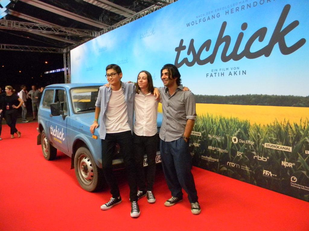 Tschick Premiere