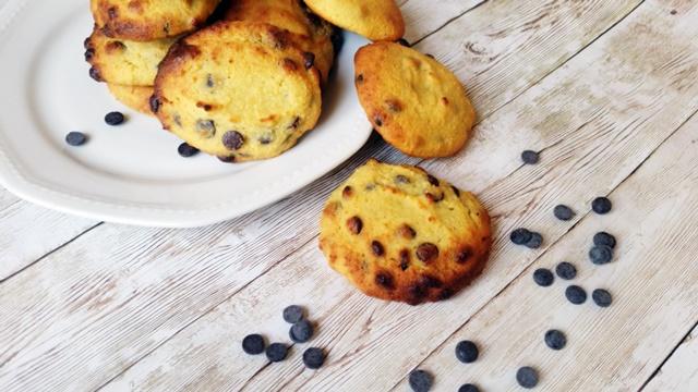 kokosmehl-kekse