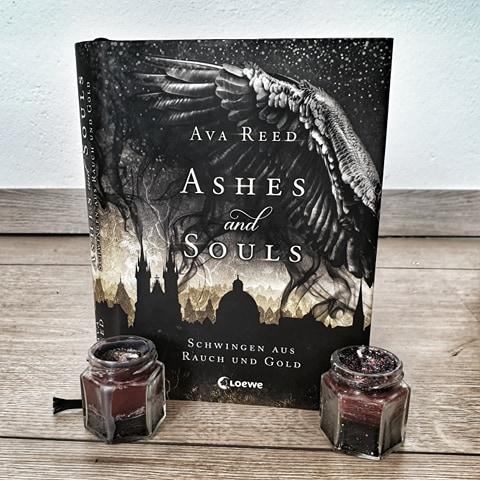 Ashes & Souls Titelbild